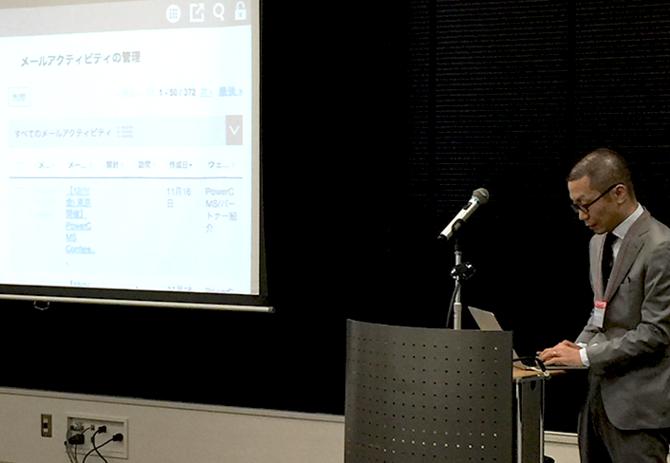アルファサード株式会社 ソフトウェアソリューション事業部 執行役員 近藤 孝俊